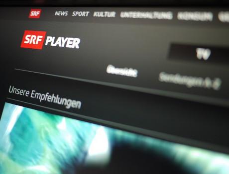 Schweizer Radio und Fernsehen: SRF-Player