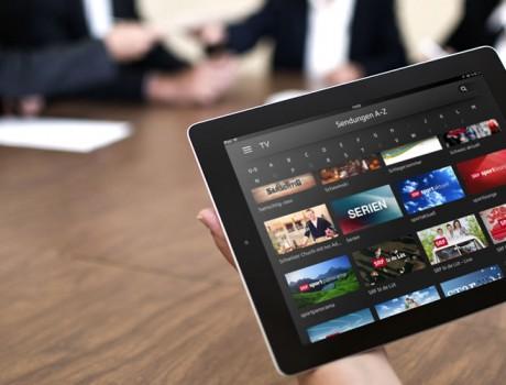 Schweizer Radio und Fernsehen – SRF-Player iPhone/iPad App