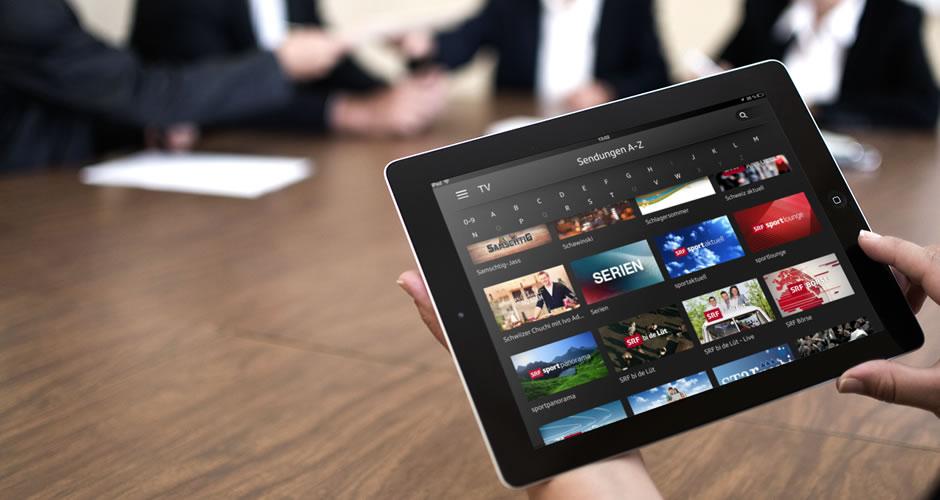 SRF - iPad 3