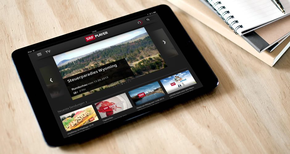 SRF - iPad 1